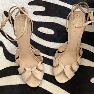 Chloe couture heels